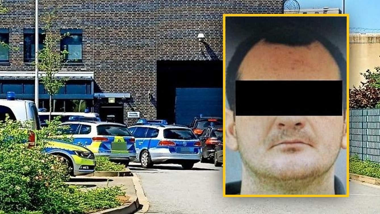 Acțiune în forță a polițiștilor, după ce un deținut român din Germania a luat ostatică pe psihologul închisorii