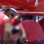 Turistă mușcată de șarpe în Argeș, transportată cu elicopterul SMURD în capitală deoarece spitalul nu avea ser antiviperin