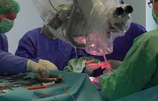 Tumoră de 8 kilograme – extirpată de la sânul unei femei la Spitalul Județean din Miercurea Ciuc